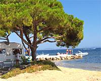 campings bord de mer